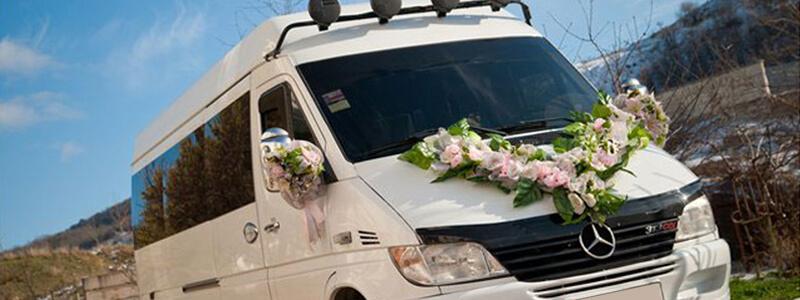 mikroavtobus na svadbu